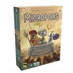 Jeu de Plateau Stratégie Micropolis