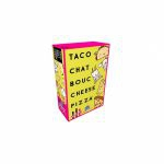Jeu de Cartes Ambiance Taco Chat Bouc Cheese Pizza