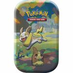 Pokébox Pokémon Mini Tin Les Amis de Galar - Voltoutou & Morpeko