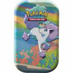 Pokébox Pokémon Mini Tin Les Amis de Galar - Ponyta de Galar