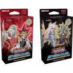 Decks de Démarrage Yu-Gi-Oh! Lot de 2 Speed Duel : Le Match du Millénium & Les Cauchemars Tordus