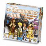Gestion Enfant Les Aventuriers du Rail : Mon Premier Voyage