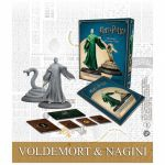 Jeu de Plateau Pop-Culture Harry Potter, Miniatures Adventure Game: Lord Voldemort & Nagini