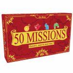 Jeu de Cartes Réflexion 50 Missions