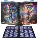 Portfolios Pokémon EB02 - Clash des Rebelles - Pyrobut/Lézargus  (14 Feuilles De 9 Cases 252 Cartes)