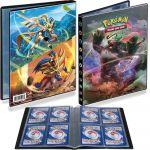Portfolio Pokémon Gorythmic/Zacian-Zamazenta - A5 - 4 Cases