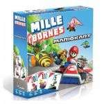 Jeu de Plateau Pop-Culture Mille Bornes - Mario Kart