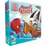 Jeu de Plateau Enfant Kraken Attack !