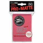 Protèges Cartes Standard  Sleeves Ultra-pro Standard Par 50 Fuchsia Matte