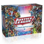Jeu de Cartes Ambiance Justice League Ultimate Battle Cards