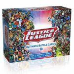 Jeu de Cartes Ambiance Justice League Ultimate Battle Cards