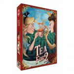 Jeu de Cartes Best-Seller Tea For 2