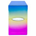 Deck Box  Satin Tower Deck Box Hi-Gloss Rainbow