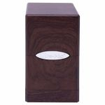 Deck Box  Satin Tower Deck Box Forest Oak