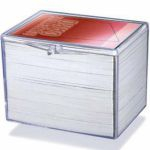 Deck Box  Deck Box Rigide Transparent - 150 Cartes