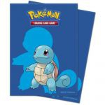 Protèges Cartes Standard Pokémon Ultra Pro - Sleeves Pokemon - Carapuce Par 65
