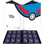 Portfolio Pokémon Pro-binder Super Ball - A4 - 9 Cases