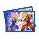 Protèges Cartes Standard Dragon Ball Super Vegeta, confrontation suprême Vs Son Goku, confrontation suprême (Sleeves par 65ct)