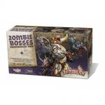 Jeu de Plateau Figurine Zombicide : Black Plague - Zombie Bosses - Abomination Pack