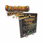 Deck-Building Stratégie Clank! Expeditions : Le temple du seigneur singe