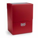 Boite de Rangement  Deck Box Shell - Rouge