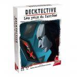 Coopératif Aventure Decktective - Les Yeux du Fantôme