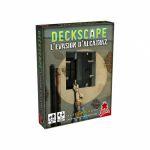 Coopératif Aventure Deckscape - L'Évasion d'Alcatraz