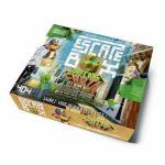 Aventure Coopération Escape Box - Minecraft Earth
