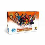 Deck-Building Stratégie Deck-Building Game - DC Comics Teen Titans : Jeu de Base