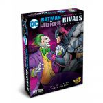 Deck-Building Stratégie Deck-Building Game - DC Comics Rivals : Batman VS Joker