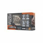 Jeu de Plateau Figurine Zombicide - Invader : Survivors of the Galaxy