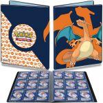 Portfolio Pokémon Dracaufeu - A4 - 9 Cases
