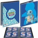 Portfolio Pokémon Carapuce - A5 - 4 Cases