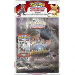Portfolio Pokémon Engloutyran - (A4 - 9 Cases) + 1 Booster Invasion Carmin