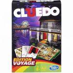Jeu de Plateau  Cluedo : Edition Voyage