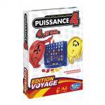 Jeu de Plateau  Puissance 4 Edition Voyage