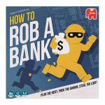 Jeu de Plateau Stratégie How to Rob a Bank