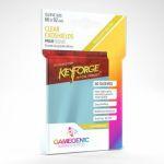 Protèges Cartes Standard KeyForge 40 Pochettes Exoshields Transparent