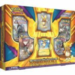Coffret Pokémon Collection avec Figurine - Raichu d'Alola