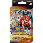 Packs Edition Spéciale Dragon Ball Super Serie 10 - PP01 - Rise of the Unison Warrior