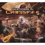 Jeu de Cartes Coopération Shadowrun Crossfire