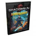 Enigme Jeu de Rôle Shadowrun - Bloody Buisiness