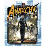 Enigme Jeu de Rôle Shadowrun - Anarchy
