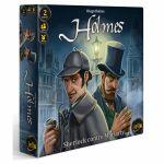 Réfléxion Stratégie Holmes - Sherlock contre Moriarty