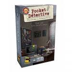 Jeu de Cartes Enquête Pocket Detective – Meurtre à l'université