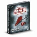 Enigme Best-Seller 50 Clues : Le Pendule des morts