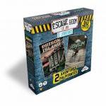 Enigme Coopération Escape Room - Dual Player : Asylum & Prison Island