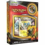 Coffret Pokémon Tokorico - Collections avec pin's