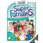 Créatif Enfant Super Familles