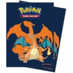 Protèges Cartes Standard Pokémon Ultra Pro - Sleeves Pokemon - Dracaufeu Par 65